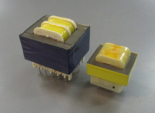 基板実装型高耐圧電源トランス(1VA~10VA)