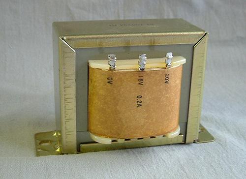 EI小型標準電源トランス(1VA~77VA)