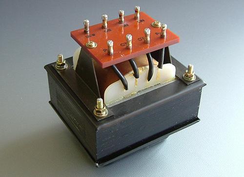 EI大型標準電源トランス(18VA~300VA)