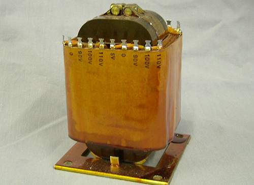 カットコア型電源トランス(6VA~630VA)