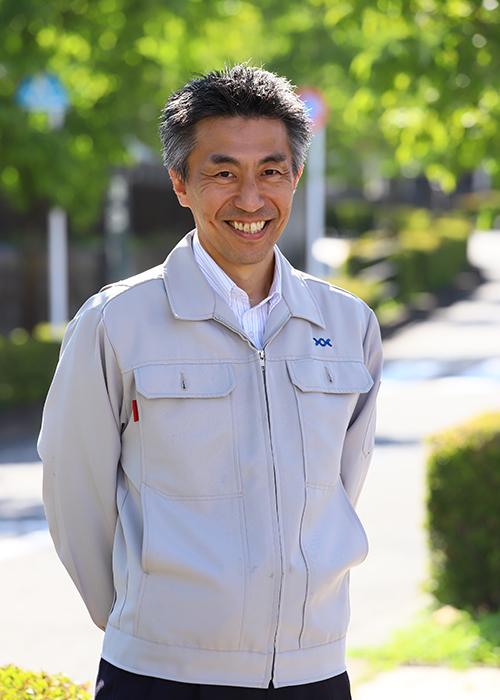 特殊電機株式会社 代表取締役 島倉 秀之